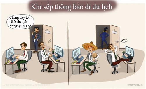 10 hinh anh 'chuan khong can chinh' ve dan van phong - 2