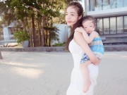 """Làm mẹ - Elly Trần: """"Không có bà mẹ bỉm sữa nào ngây ngô hay vô dụng cả"""""""