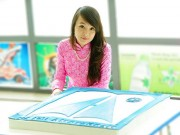 """Bếp Eva - Minh Nhật MasterChef xin lỗi đã """"nhận vơ"""" chiếc bánh tặng thầy cô"""
