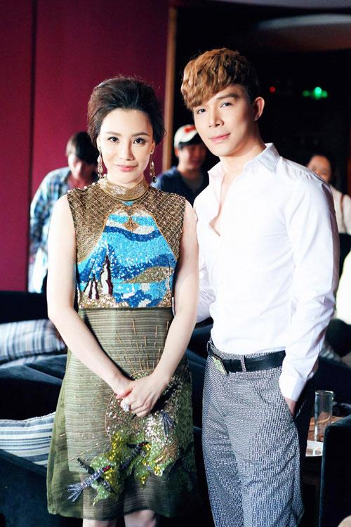 nathan lee, ho quynh huong ngau hung song ca opera - 2