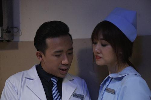 "tan chay voi clip ""yeu va yeu"" cuc ngot cua tran thanh - hari won - 2"