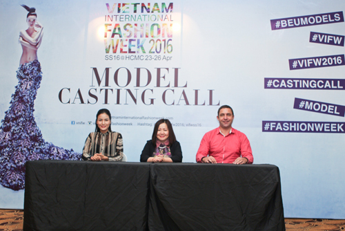 """chan dai"" ha noi ru nhau di casting vietnam international fashion week - 3"