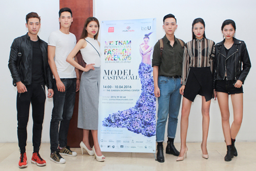 """chan dai"" ha noi ru nhau di casting vietnam international fashion week - 4"