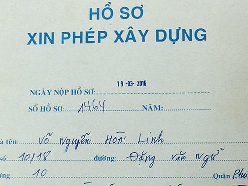 nha tho to cua hoai linh duoc cap phep thi cong tro lai - 2