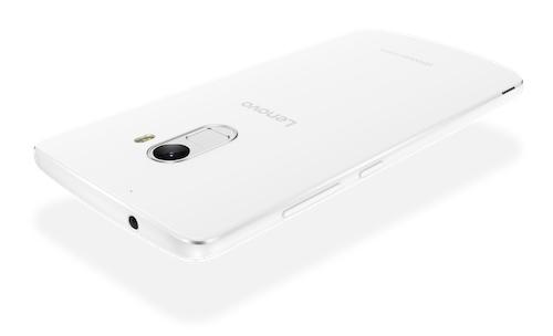 lenovo a7010: smartphone chuyen xem phim voi loa kep - 1