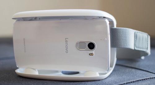 lenovo a7010: smartphone chuyen xem phim voi loa kep - 5