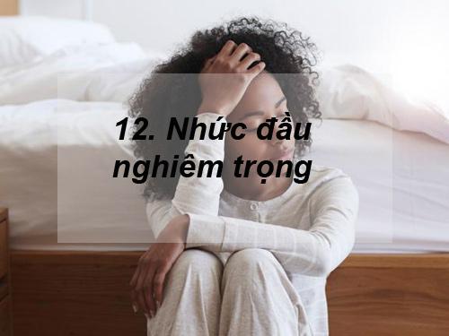 14 dau hieu nguy hiem me bau phai gap bac si ngay - 12