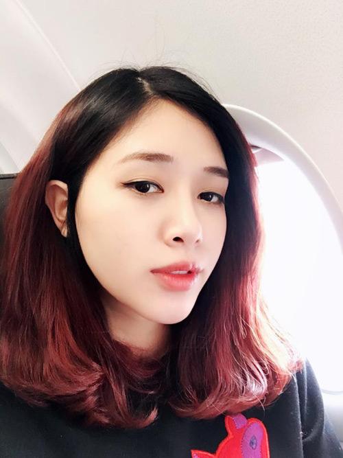 hotgirl doi dau chia se chieu bau bi tang can nhieu van dep - 1