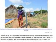 Giáo dục - Đề thi văn đưa Bình Thuận, Ninh Thuận xuống Đồng bằng sông Cửu Long