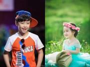 Làm mẹ - 4 em bé Việt nổi tiếng sở hữu má lúm đồng tiền cực duyên