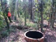 Pháp luật - Một phụ nữ chết cháy dưới giếng hoang