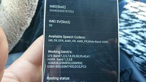 smartphone c6 man hinh 6 inch cua sony lo anh - 2