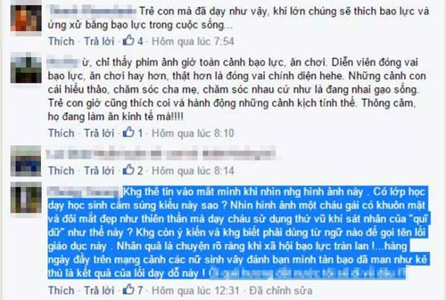 dai hoc vinh len tieng vu day hoc sinh tieu hoc cam sung - 2