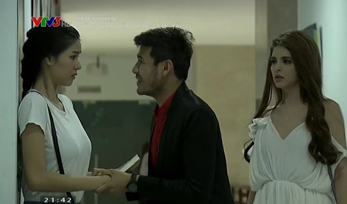 giang (dinh y nhung) dung clip nong uy hiep anh re - 6