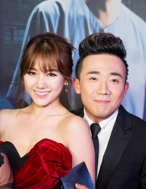 "tran thanh - hari won lien tuc tinh tu ""gay bao"" - 5"