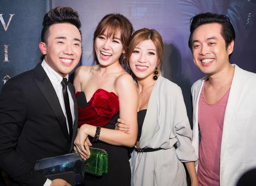 "tran thanh - hari won lien tuc tinh tu ""gay bao"" - 6"