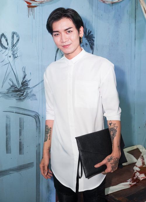 "tran thanh - hari won lien tuc tinh tu ""gay bao"" - 15"