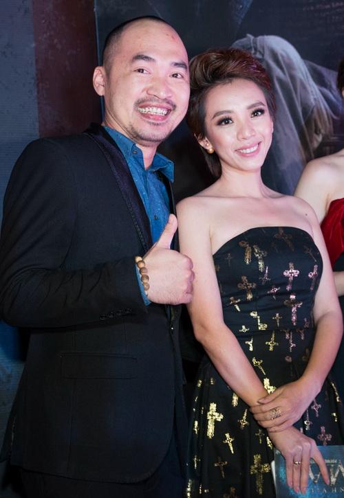 "tran thanh - hari won lien tuc tinh tu ""gay bao"" - 9"