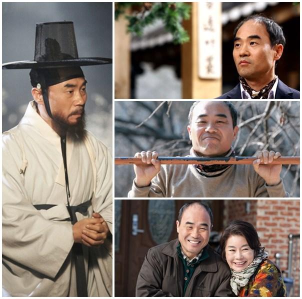 """trung tuong yoon """"hau due mat troi"""": nguoi cha thang benh tat vi con - 3"""