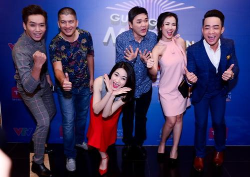 """lo dien dan thi sinh """"guong mat than quen 2016"""" - 8"""