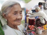 Làm mẹ - Cảm thương mẹ già 83 tuổi vẫn bán trà đá nuôi con 40 tuổi