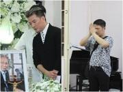 Hậu trường - Sao Việt đau buồn tới viếng Nhạc sĩ Nguyễn Ánh 9