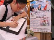 Hậu trường - Các con nuôi cũng xin chịu tang Nhạc sĩ Nguyễn Ánh 9