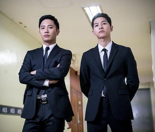 """song joong ki: """"hen ho song hye kyo? dung ha thap tien boi"""" - 5"""