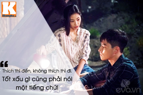 """khong phai song - song, day moi la doi cuoi som nhat """"hau due mat troi"""" - 7"""