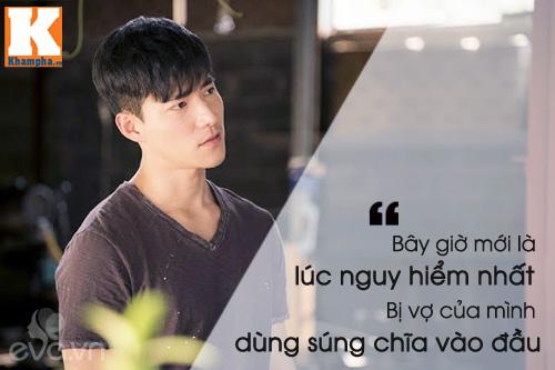 """khong phai song - song, day moi la doi cuoi som nhat """"hau due mat troi"""" - 8"""