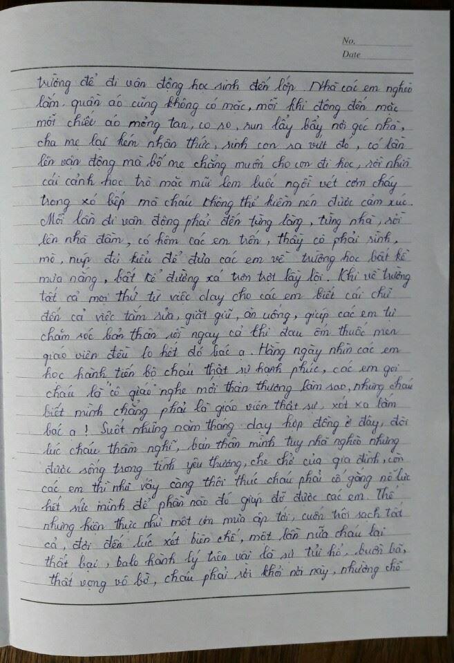 6 trang tam thu be tac cua co giao gui bo truong giao duc - 3
