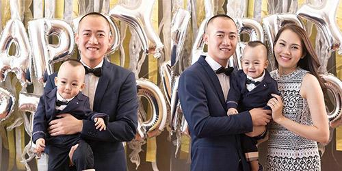 """con trai ngoc thach chu mieng """"sieu"""" dang yeu - 3"""