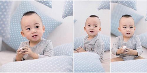 """con trai ngoc thach chu mieng """"sieu"""" dang yeu - 5"""