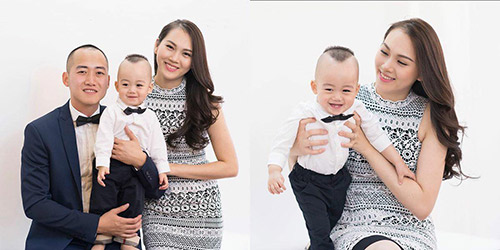 """con trai ngoc thach chu mieng """"sieu"""" dang yeu - 2"""