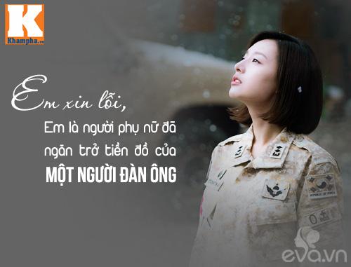 """dong thu tay khien fan """"hau due cua mat troi"""" phai roi nuoc mat - 2"""