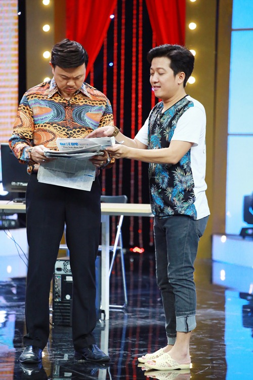 "hoai linh mang cau ""cap dat ma an"" cua ngoc trinh len san khau - 11"