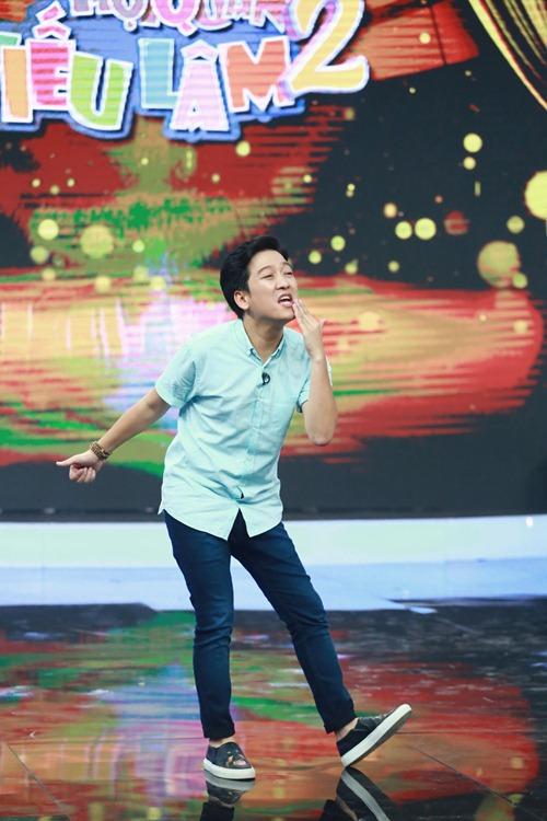 "hoai linh mang cau ""cap dat ma an"" cua ngoc trinh len san khau - 9"