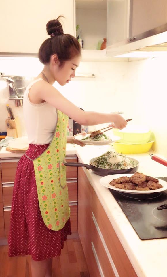 tang thanh ha buoc toc duoi vit ngo nghinh chong nong - 5