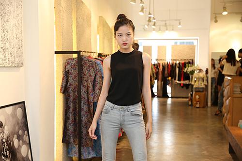 nguoi mau no nuc chay so casting vietnam international fashion week - 6