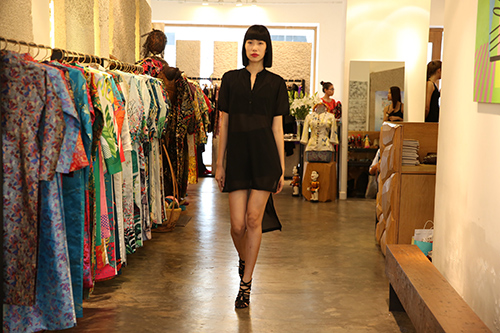 nguoi mau no nuc chay so casting vietnam international fashion week - 7