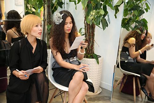 nguoi mau no nuc chay so casting vietnam international fashion week - 8