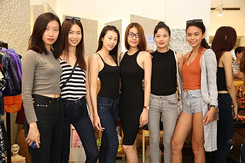 nguoi mau no nuc chay so casting vietnam international fashion week - 9