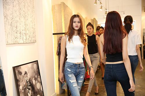 nguoi mau no nuc chay so casting vietnam international fashion week - 4