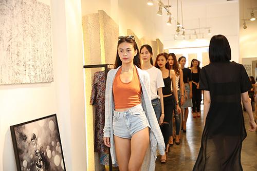 nguoi mau no nuc chay so casting vietnam international fashion week - 2