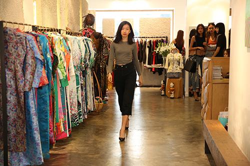 nguoi mau no nuc chay so casting vietnam international fashion week - 5