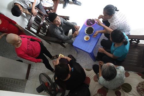 "nhung phan doi dang ""run ray"" truoc can benh ung thu - 10"