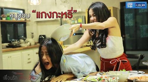 """fan """"tinh yeu khong co loi"""" ha he khi lee bi katun choi lai mot vo - 3"""