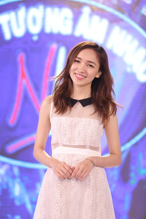 lo dien mc xinh dep cua vietnam idol kids 2016 - 2