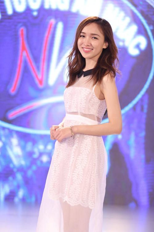 lo dien mc xinh dep cua vietnam idol kids 2016 - 3