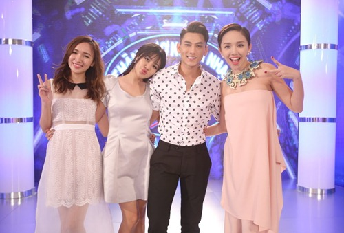 lo dien mc xinh dep cua vietnam idol kids 2016 - 7